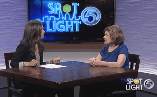 Holy Family Hospice featured on NewsNet 5