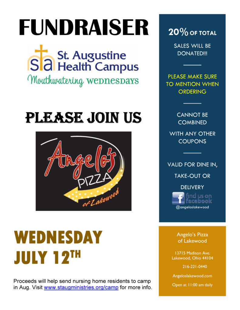 Dine to Donate at Angelo's