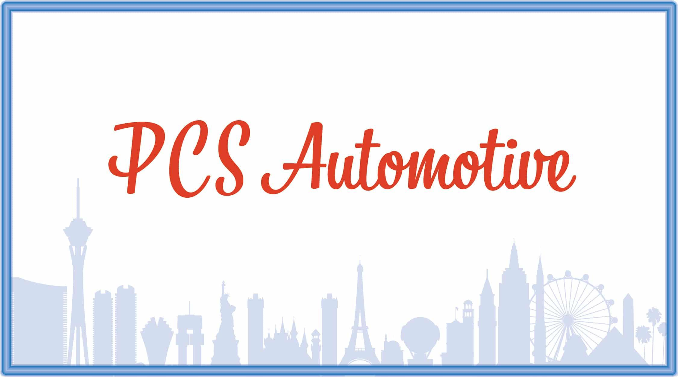 PCS Automotive