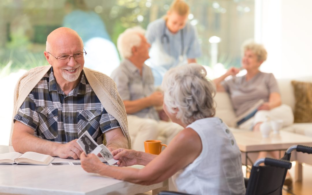 Knowing It's Time for Assisted Living
